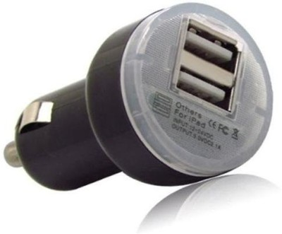 ePresent Dual Port USB Car Charger (For iPhone)