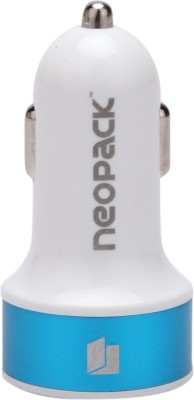 Neopack 3.4A Dual USB Car Charger