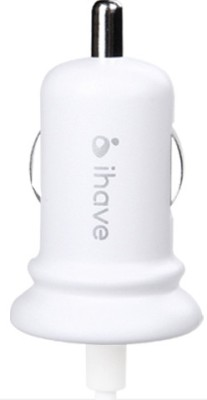 iHave RK-GLIM-25992 Car Charger (For iPad/ iPod/ iPhone)