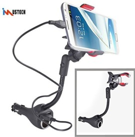 Convenient Accessories Iphone, Andriod Holder, Mobile Phone Mount Bracket, Bike Accessories, Motorcycle Phone Mount, Golf Carts, Buggies, Electric Scooters, Treadmills