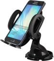 Stuffcool Clasp Mini Car Mount Holder For Smartphones (Black)