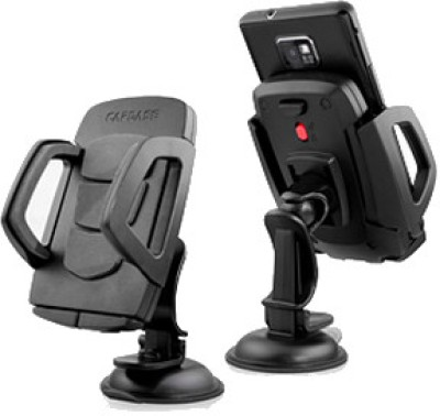 Buy Capdase HR00-CN01 Universal Racer Mini-Car Mount Holder Black: Car Cradle