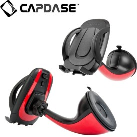 Capdase Sport Car Mount Flyer Universal Mobile Holder HR00-SP91 - Black