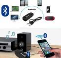Evana V4.0 Car Bluetooth Device With Audio Receiver (Multicolor)