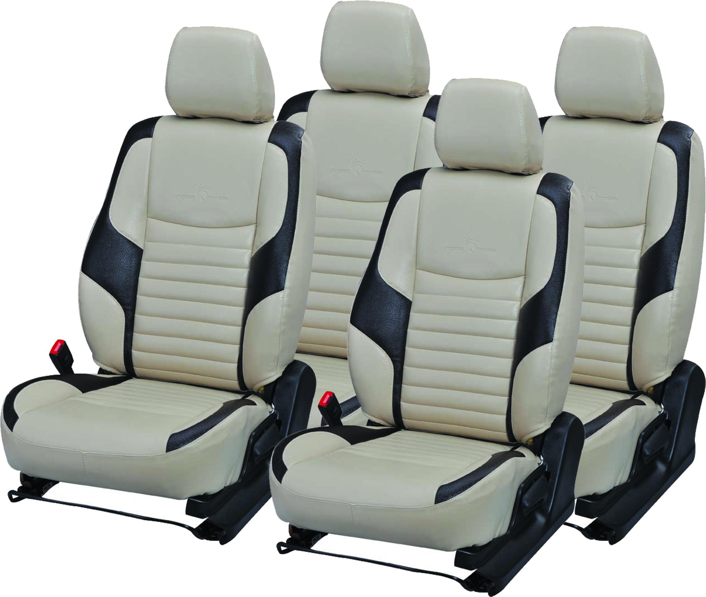 pegasus premium leatherette car seat cover for maruti celerio price in india. Black Bedroom Furniture Sets. Home Design Ideas