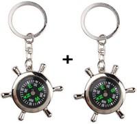 Narmis Combo Compass Key Chain Key Chain (Metal)