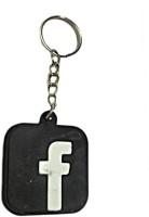 DCS Facebook Logo Keychain Locking (Black)