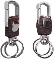 City Choice Combo Of Omuda 3713 & 3717 Hook Locking Key Chain (Multicolor)