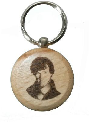 Cult Classics Sherlock Keychain (Brown)