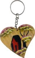 NatureChains Heart3 Pine Wood (Wood Brown)