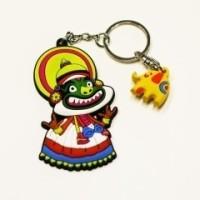 Chumbak Yo Yo Mani Key Chain Multicolor