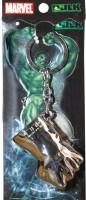 Sophiamax SM442 New Hulk Fist Premium Silver Keychain Key Chain (multicolour)