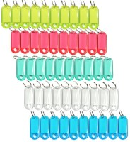 Chainz Pack Of 50 Tag Keychain (Multicolor)