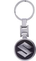 Confident Maruti Suzuki Car Logo Keychain (Multi)