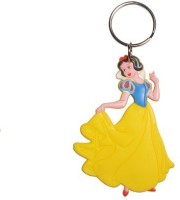 EZONE Princess Snow White Key Chain Carabiner (Multicolor)