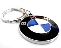Confident Bmw Full Metal Keychain (Multi)