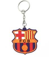 Confident Non Metal FCB KC45 Key Chain (Multicolor)