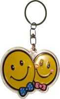 SSD Cute Pairs-06 Key Chain (Multicolor)