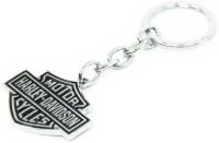 Chainz Bent Gate Keychain (Silver)