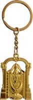 Oyedeal KYCN815 God Balaji Full Metal Key Chain (Gold)