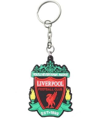 Confident Football Club Keychain (Multi)
