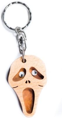 JM Ghost Key Chain