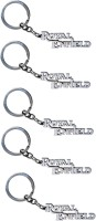 FCS Lucky KC Royal Enfield SM 5 Key Chain (Multicolor)