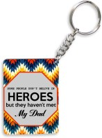 Tiedribbons Gift For Father's Day_Special Dad_08 Key Chain (Multicolored)