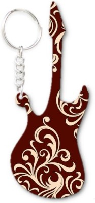 Lolprint 170 Pattern Guitar Key Chain