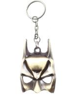Confident Thar Golden Face Mask High Quality Metal Finishing Key Chain (GOLDEN)