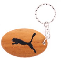 JM Puma Black Color Key Chain (Brown & Black)