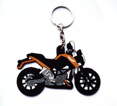 Duke Carmagics Duke Bike Key Chain