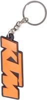 Spotdeal SDL08 KTM Logo Keychain (Orange)