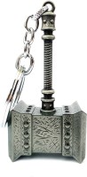 Asa Products Hammer New Warcraft Locking Key Chain (Multicolor)