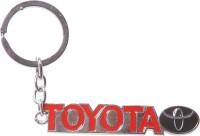 Spotdeal SDL241 Toyota Full Metal Key Chain Key Chain (Multicolor)