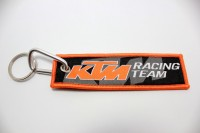 Blissjunkies KTM DUKE 200 390 Keychain/Keyring Locking (Orange)