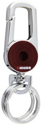City Choice Omuda 3709 Brown Locking Keychain