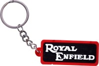 Oyedeal Royal Enfield Silicone KYCN557 Key Chain (Multicolor)
