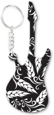 Lolprint 232 Pattern Guitar Key Chain