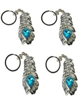 Chainz Pack Of 4 OMG Keychain Keychain (Multicolor)