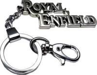 Chainz Royal Enfield Metallic Hooked Locking (Silver)