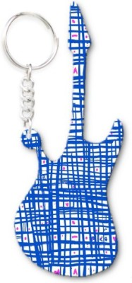 Lolprint 260 Pattern Guitar Key Chain