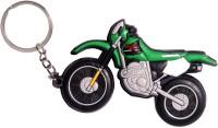 Oyedeal KYCN748 Dirt Bike Shape Keychain (Multicolor)