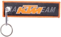 Spotdeal SDL22 KTM Racing Team Keychain (Multicolor)