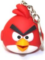 Chainz Bent Gate Keychain (Red)