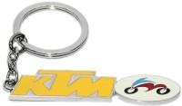 Aura KTM Bike Imported Key Chain (Multicolor)
