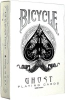 Ellusionist Bicycle White Ghost Playing Cards (White) (White)