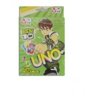 Switch Control Mattel Ben 10 UNO Cards (Multicolor)