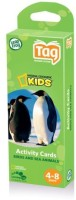 LeapFrog Tag National Geographic Kids Activity Birds And Sea Animals (Green)