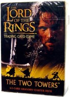 The Lord Of The Rings Theme Starter Deck Two Towers Aragorn (Multicolor)